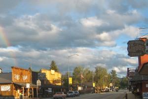 Main Street Darby, Montana