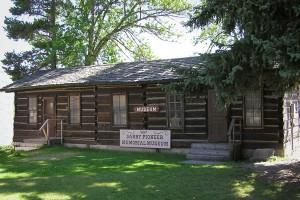 Darby Montana Pioneer Museum